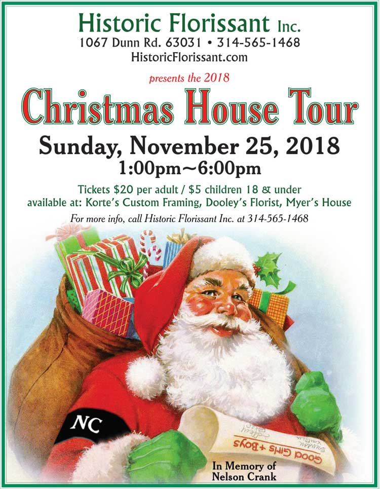 Florissant Christmas House Tour 2020 Christmas in Florissant   Christmas House Tour | Kids Out and