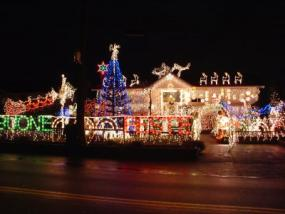 Christmas Light Displays In St Louis.Holiday Christmas Light Displays In The St Louis Area