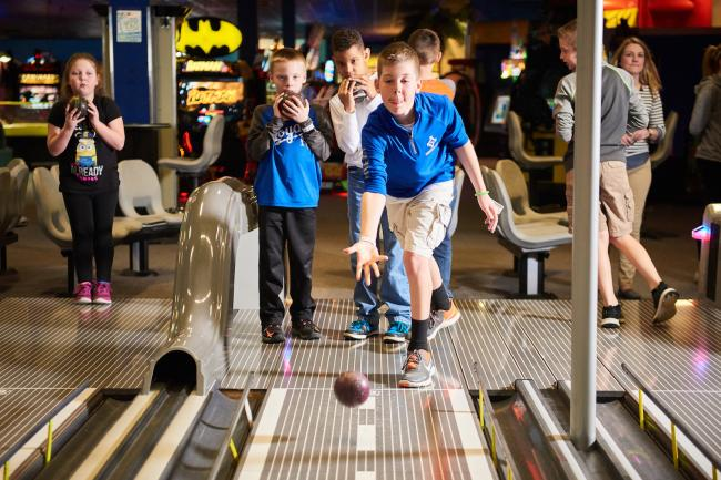 Mini Bowling | Kids Out and About St  Louis