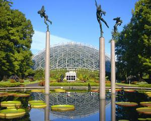 Attirant Missouri Botanical Gardens Free Admission Morning For STL City/County  Residents