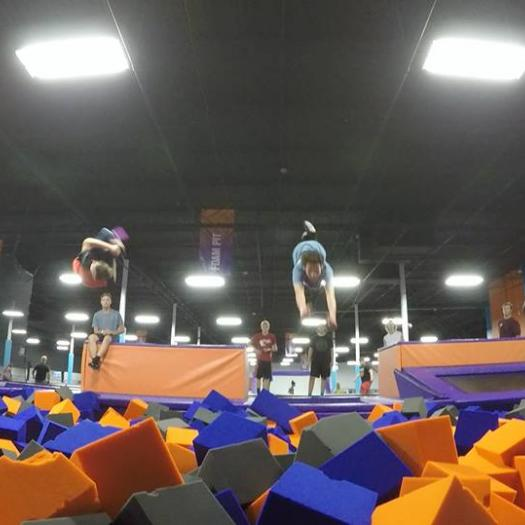altitude trampoline ofallon is the thirty sixth location of the altitude family offering high energy and exciting entertainment activities such gymnastics